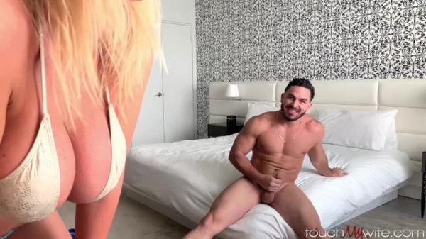 Hot Wife with Big Tits Cucks Hubby in Hotel - Rachael Cavalli [TouchMyWife] (UltraHD 4K 2160p)