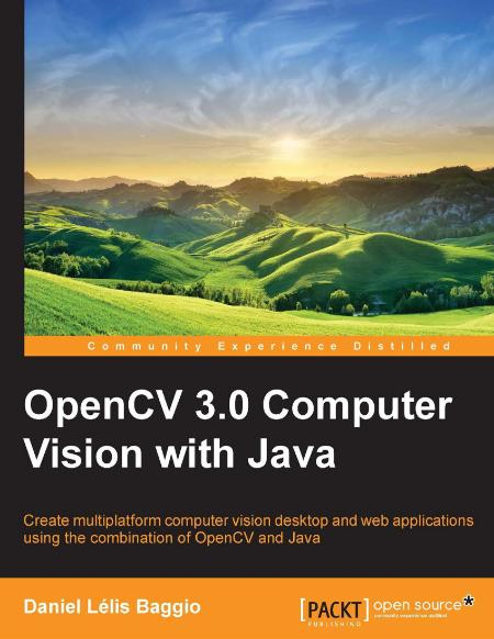 OpenCV Computer Vision with Java 2015