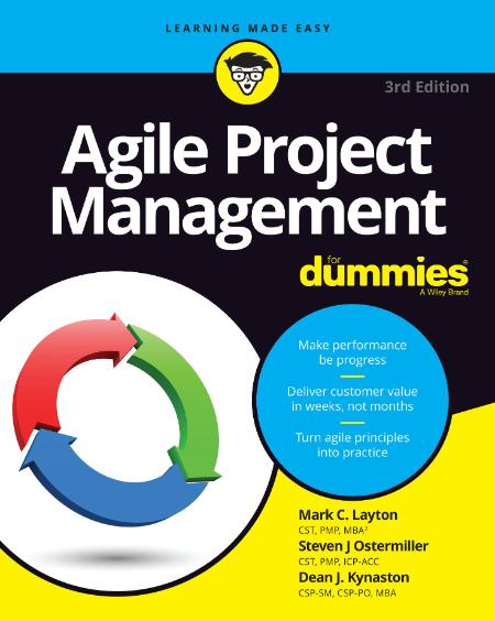Agile Project Management For Dummies 2020