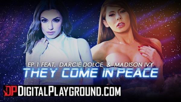Big Tit Lesbians Madison Ivy & Darcie Dolce Lick Ass - Madison Ivy, Darcie Dolce [DigitalPlayground] (FullHD 1080p)
