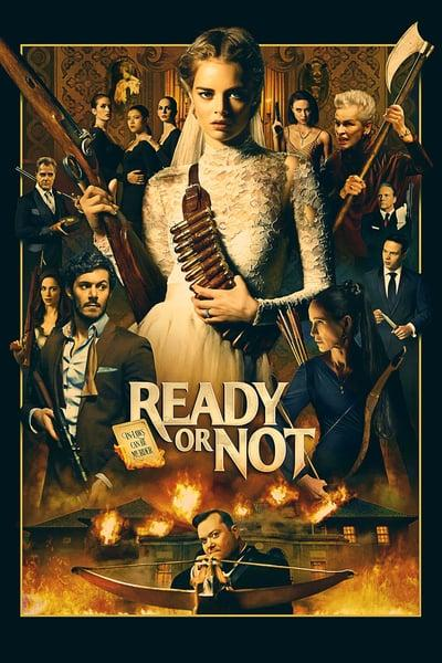 Ready Or Not 2019 2160p WEB-DL x265 8bit SDR DTS-HD MA 5 1-SWTYBLZ