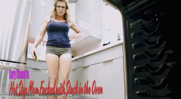 CoryChase: Cory Chase - Fucked my Step Mom while she was Stuck in the Oven - Cory Chase (FullHD) - 2021