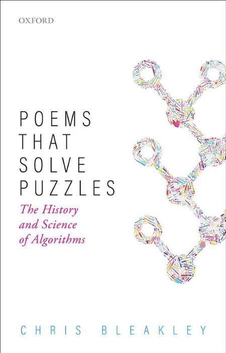 Poems That Solve Puzzles The History And Science Of Algorithms