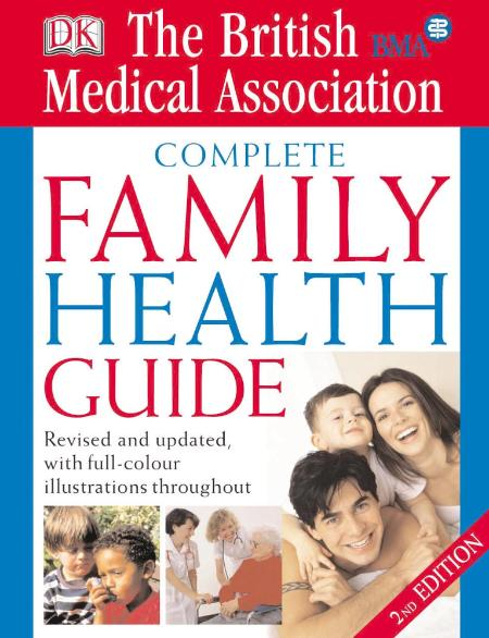 BMA Complete Family Health Guide (BMA Family)