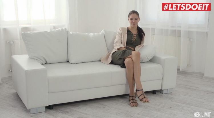 [LetsDoeIt] - Lovenia Lux - Lovenia Lux Married Russian Slut first Rough Anal Audition (2021 / FullHD 1080p)