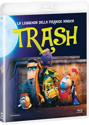 Trash (2020).avi BDRiP XviD AC3 - iTA