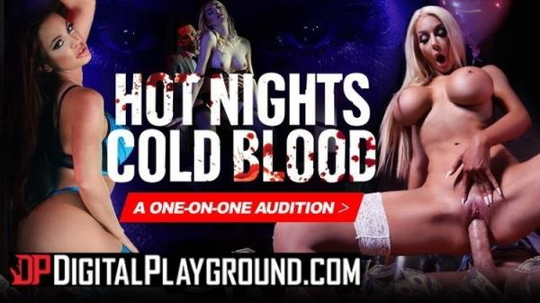 HOT NIGHTS, COLD BLOODED -NICOLETTE SHEA, JAY SNAKE - Nicolette Shea [DigitalPlayground] (FullHD 1080p)