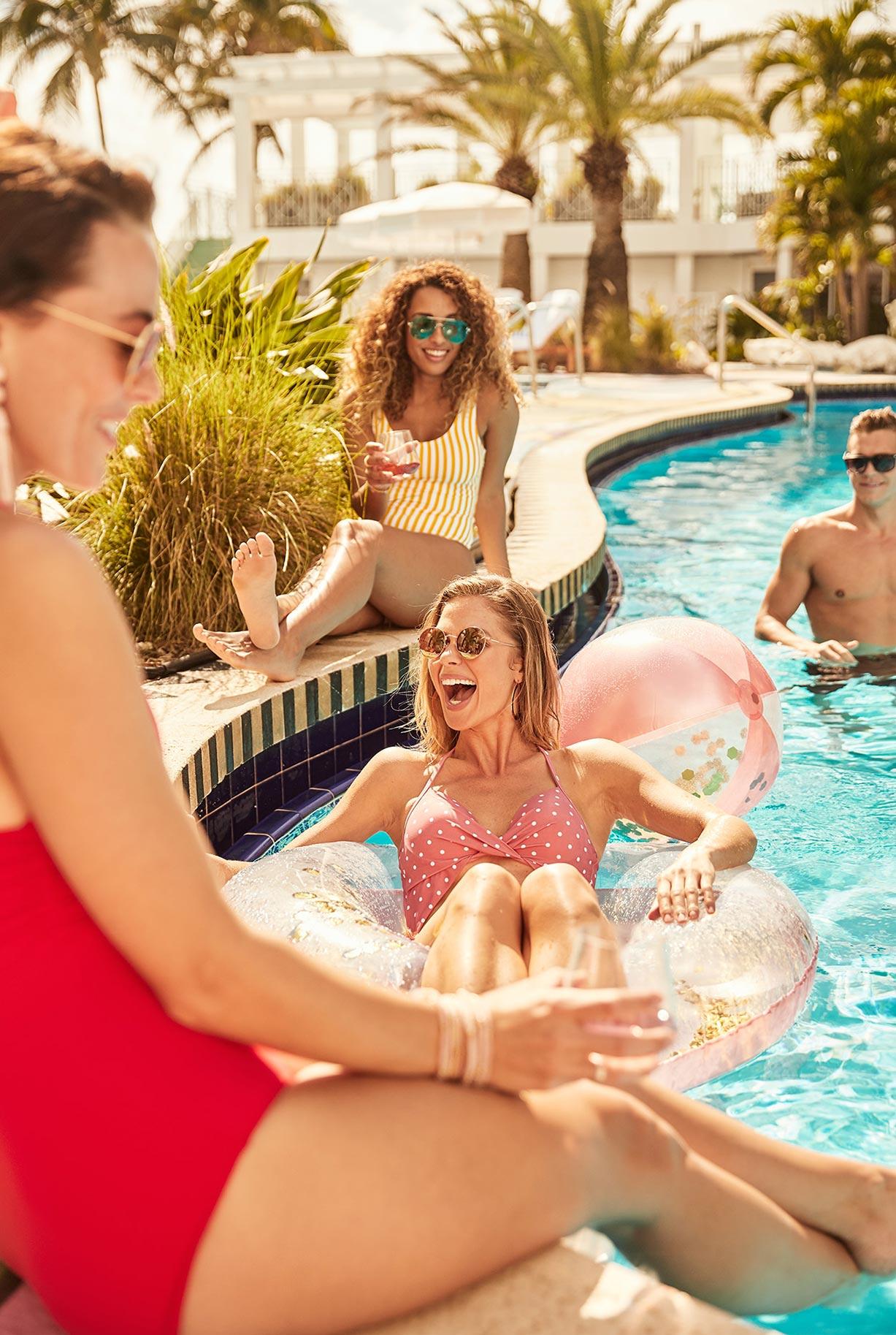 рекламная кампания вина Sunseeker Rose / фото 05