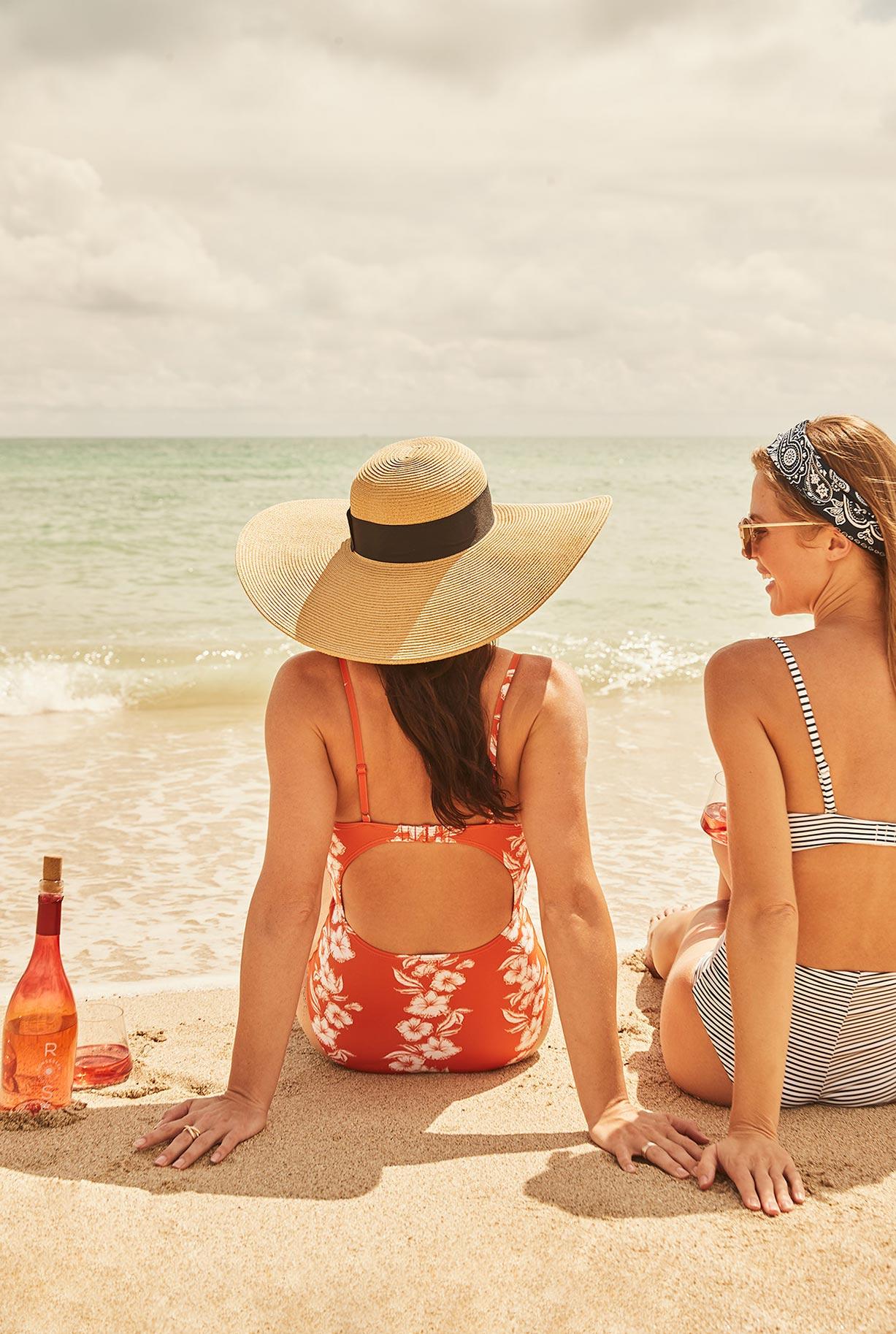 рекламная кампания вина Sunseeker Rose / фото 07
