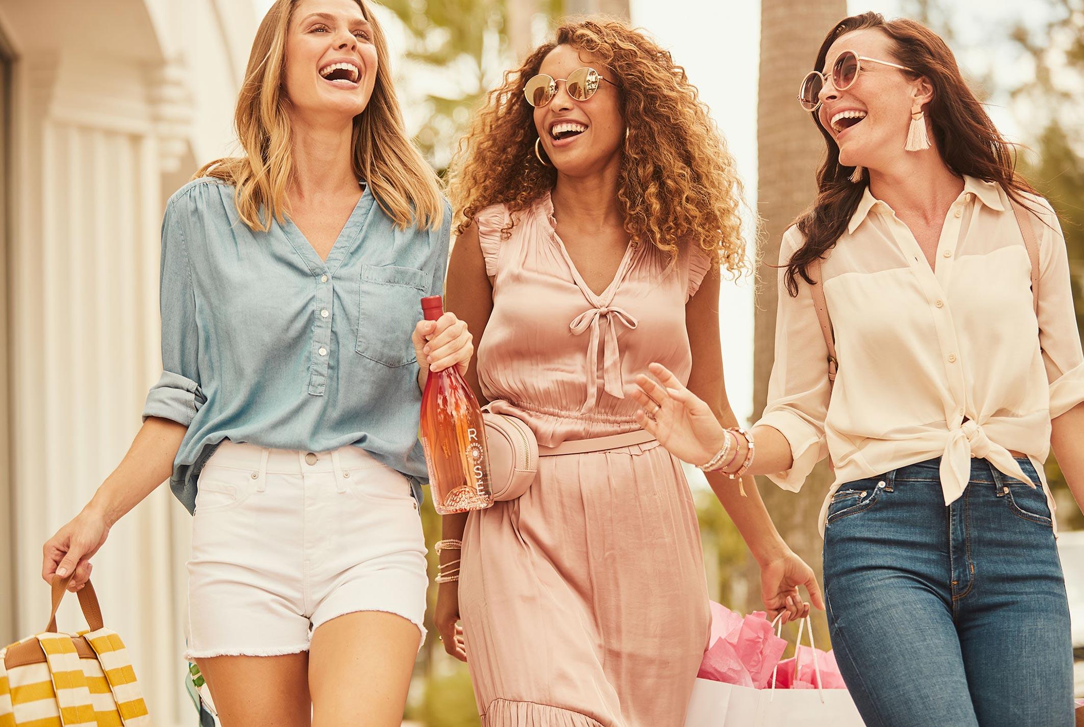 рекламная кампания вина Sunseeker Rose / фото 15