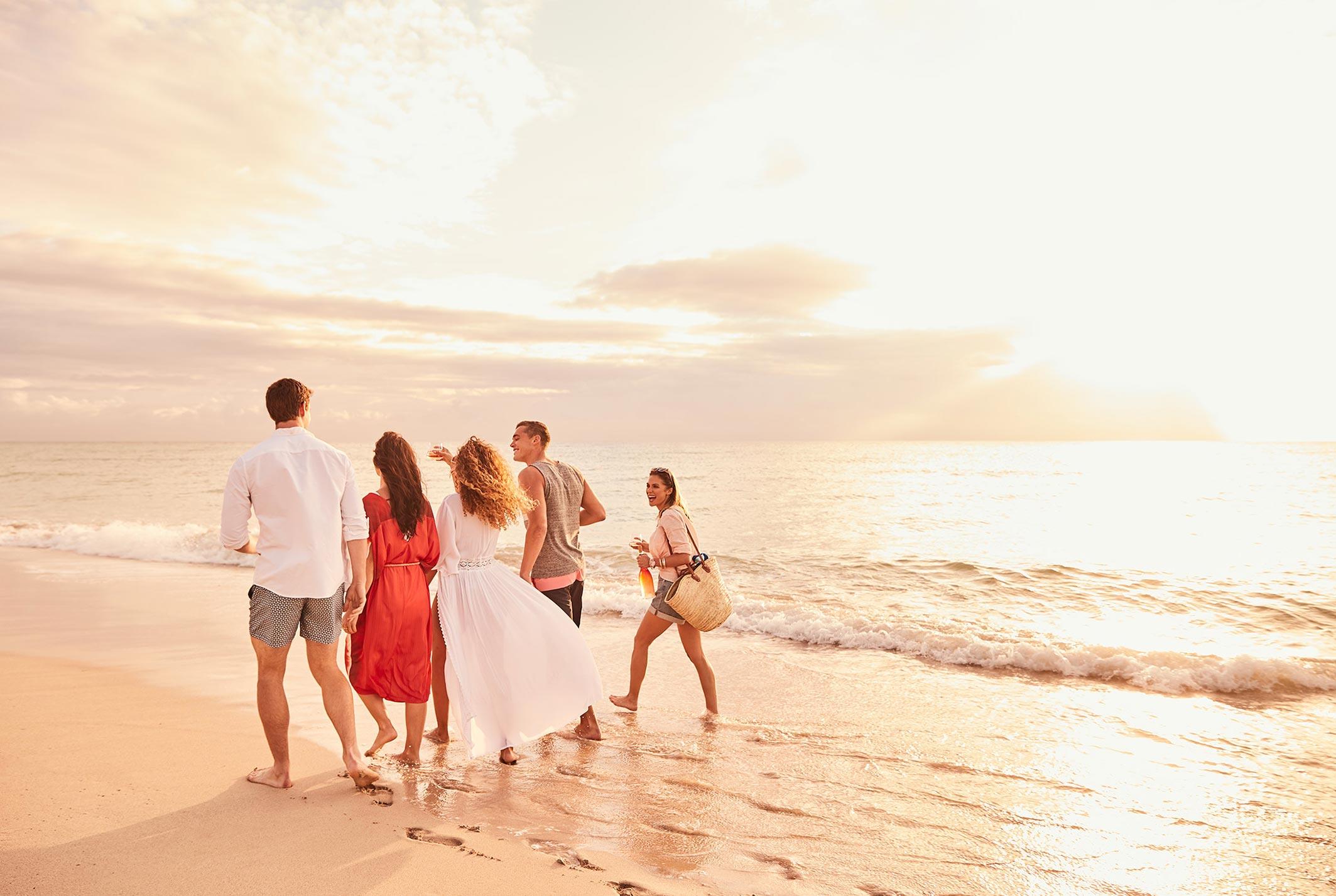 рекламная кампания вина Sunseeker Rose / фото 19