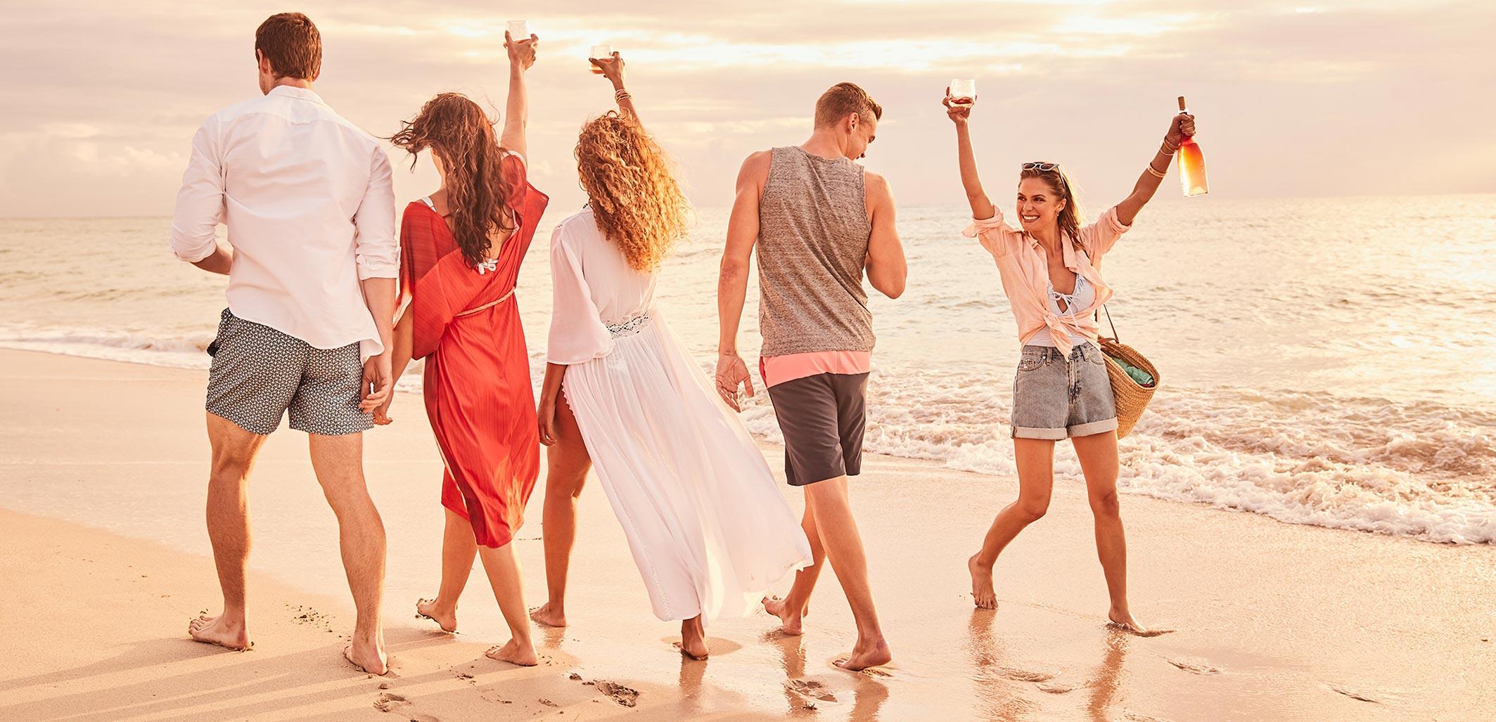 рекламная кампания вина Sunseeker Rose / фото 20