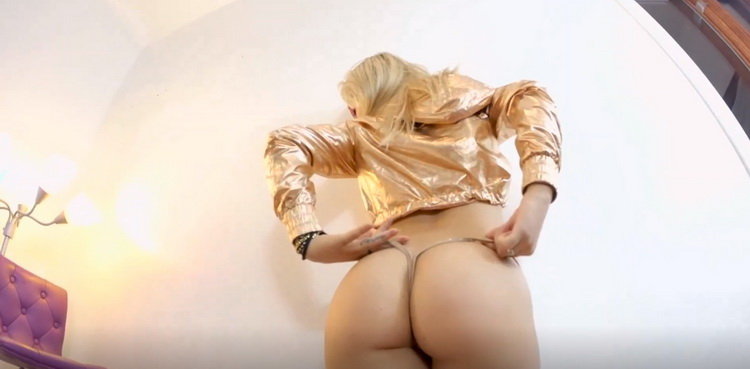 [Analized] - Goldie Glock aka Goldie Ortiz - Teens Take It In The Ass Better (2021 / HD 720p)