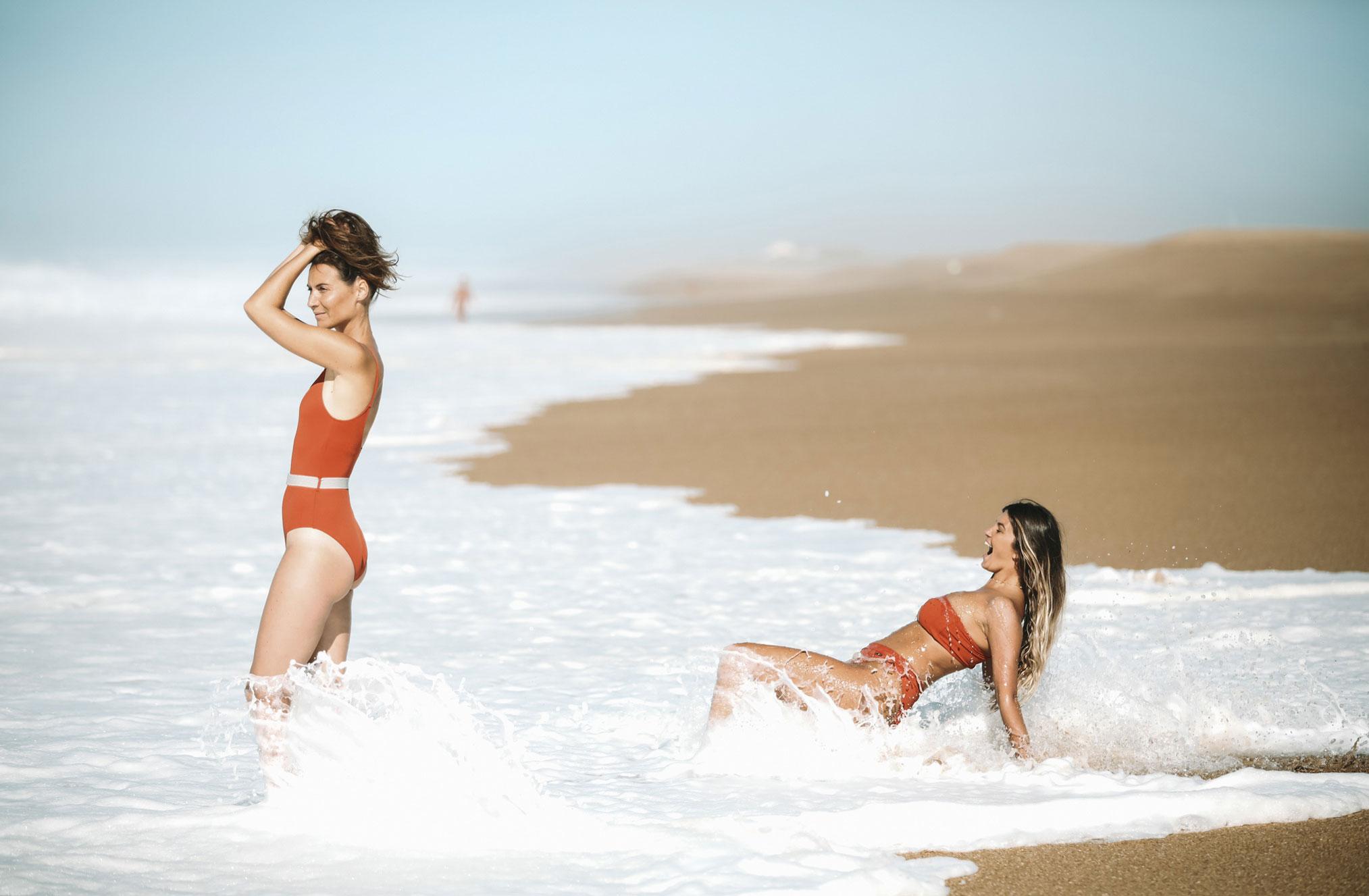 рекламная кампания французского производителя косметики Laboratoire De Biarritz / фото 08