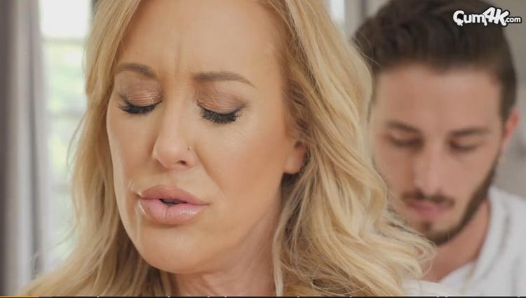 [Cum4K] - Brandi Love - Stepmoms CUM FILLED MASSAGE! Brandi Love Gets Creampied by her Stepson (2021 / UltraHD 4K 2160p)