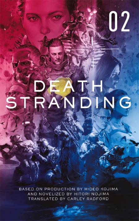 Death Stranding  The Official Novelization - Volume 2 by Hitori Nojima