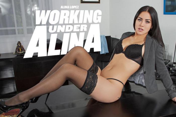 [BaDoinkVR] - Alina Lopez - Working Under Alina (2021 / UltraHD/2K 2048p)