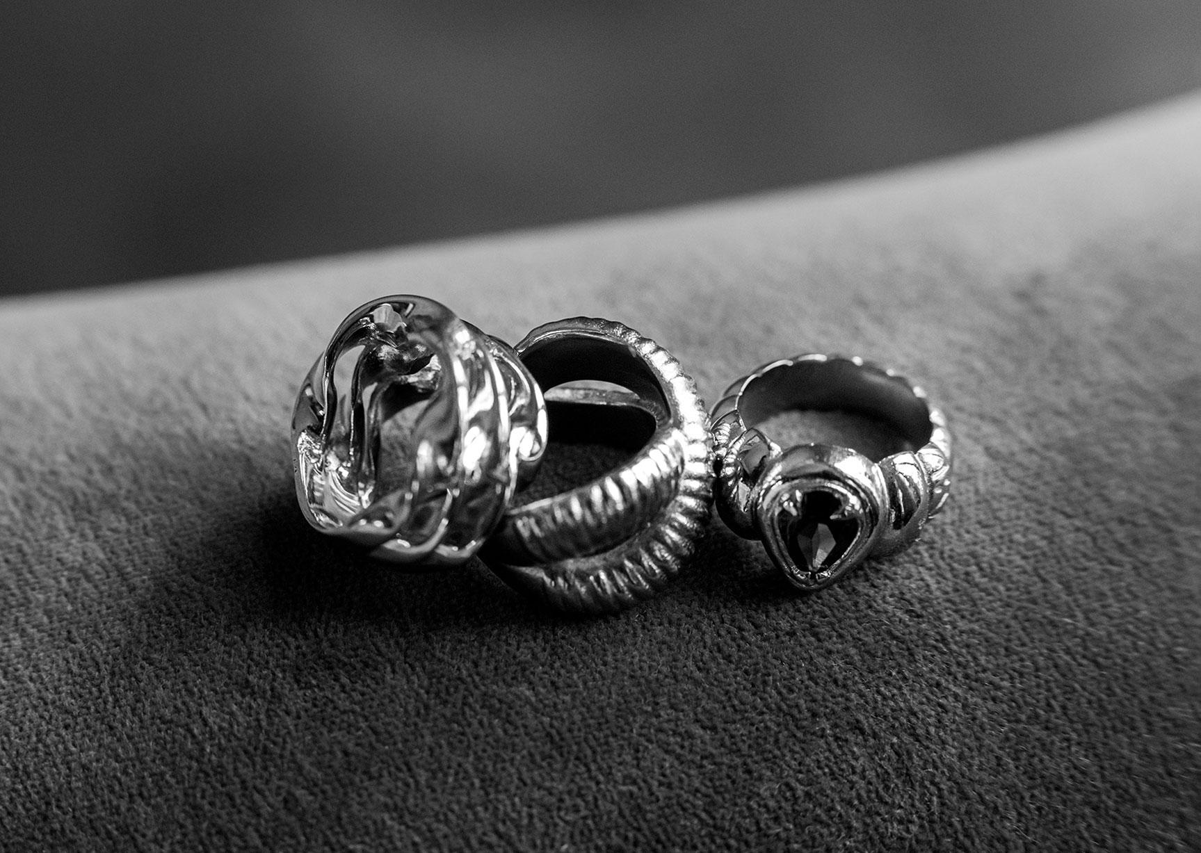 рекламная кампания парижского ювелирного бренда Bonanza / фото 10
