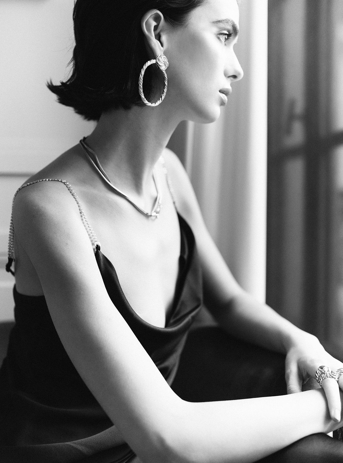 рекламная кампания парижского ювелирного бренда Bonanza / фото 15