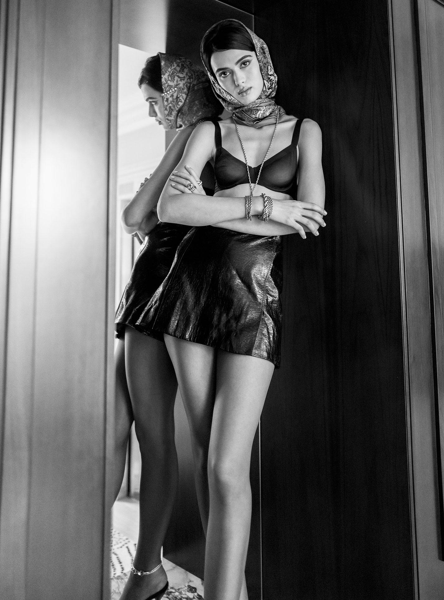 рекламная кампания парижского ювелирного бренда Bonanza / фото 16