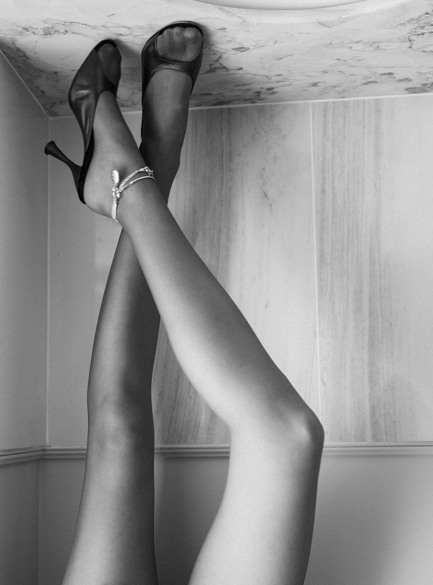рекламная кампания парижского ювелирного бренда Bonanza / фото 18