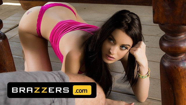 [Brazzers] - Lana Rhoades - Kinky Teen Lana Rhoades Has Sensual Morning Sex With The Big Cock Of Her Bf s Father (2021 / FullHD 1080p)