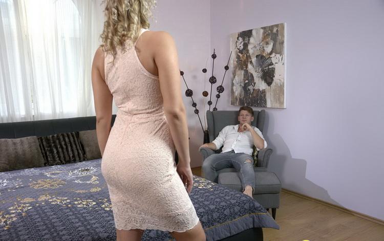 [DaneJones/SexyHub] - Nikky Dream - Thick blonde Czech sucks fat cock (2021 / FullHD 1080p)