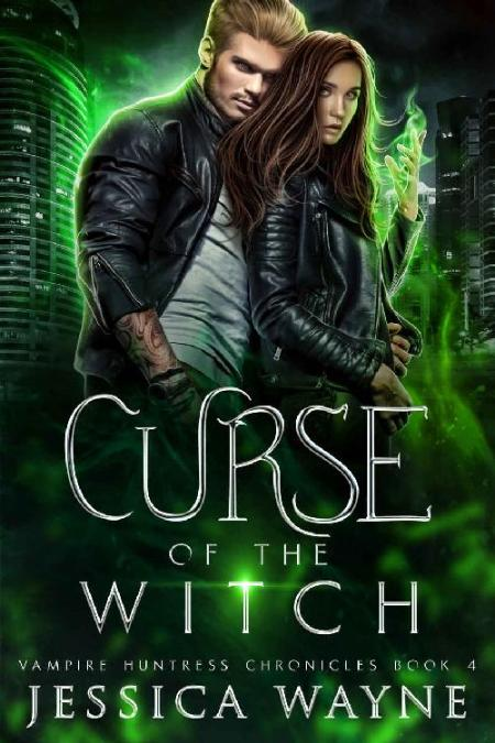 Curse of the Witch A Paranorma - Jessica Wayne