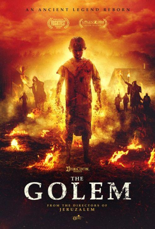 Golem / The Golem (2019) PL.720p.BDRip.XviD.AC3-KLiO / Lektor PL