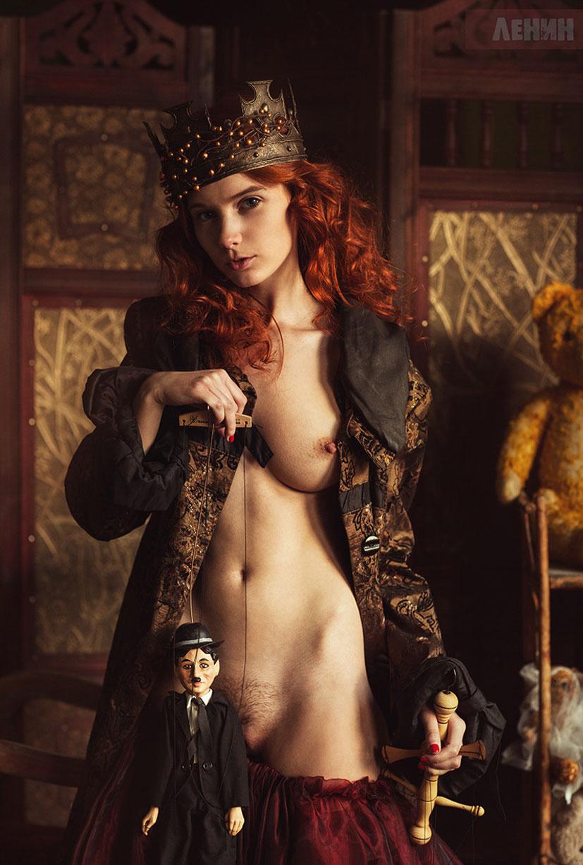 Марта Громова и ее куклы / фото 07