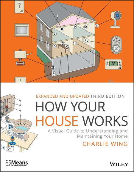 How Your House Works A Visual Guide To Understanding And Maintaining Your Home