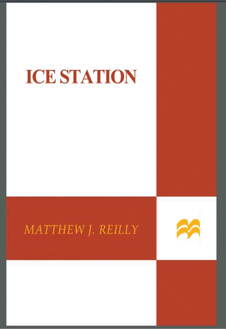 Matthew Reilly - Scarecrow 01 - Ice Station (v5) ()