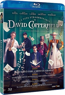 La Vita Straordinaria Di David Copperfield (2019).mkv BluRay 720p DTS-HD MA iTA AC3 iTA-ENG x264 PRiME