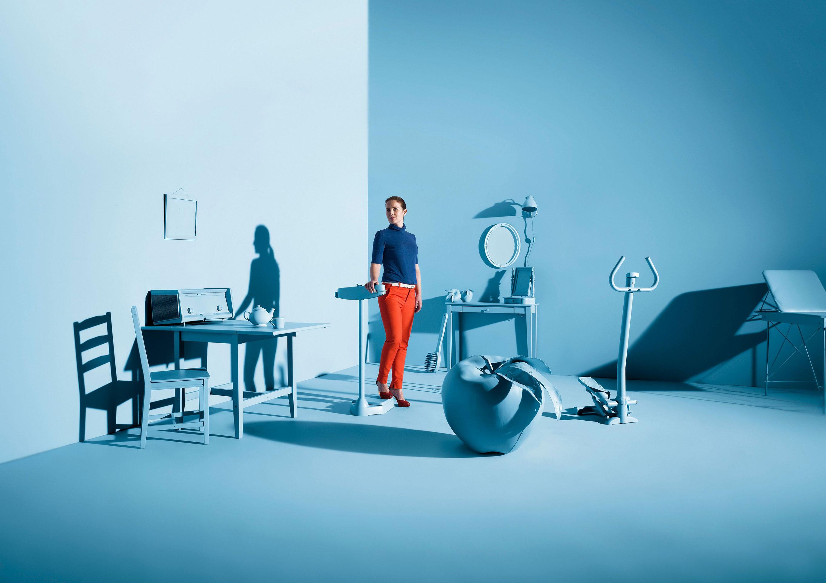 рекламная кампания нидерландской системы образовательных курсов NHA / фото 02