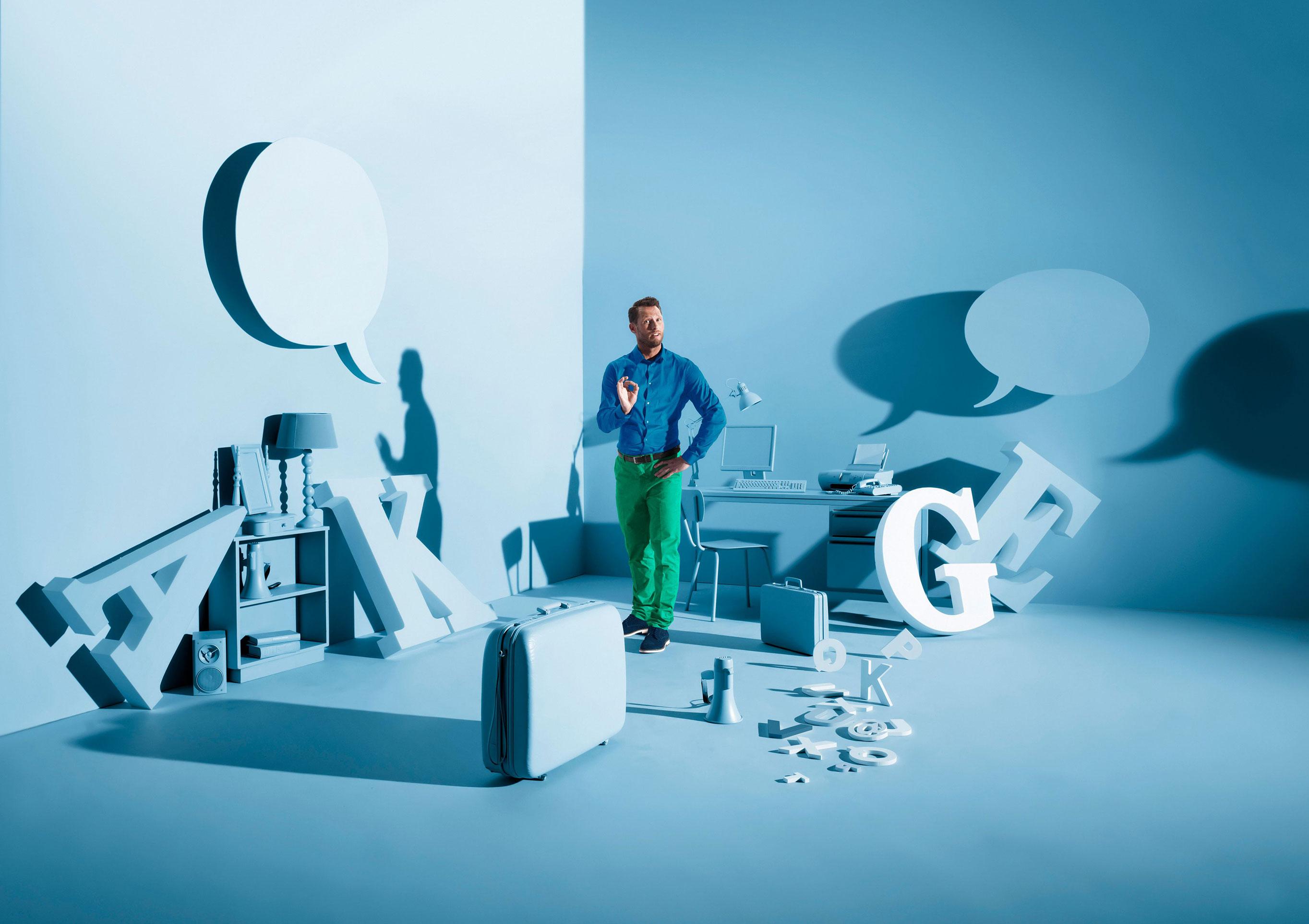 рекламная кампания нидерландской системы образовательных курсов NHA / фото 03