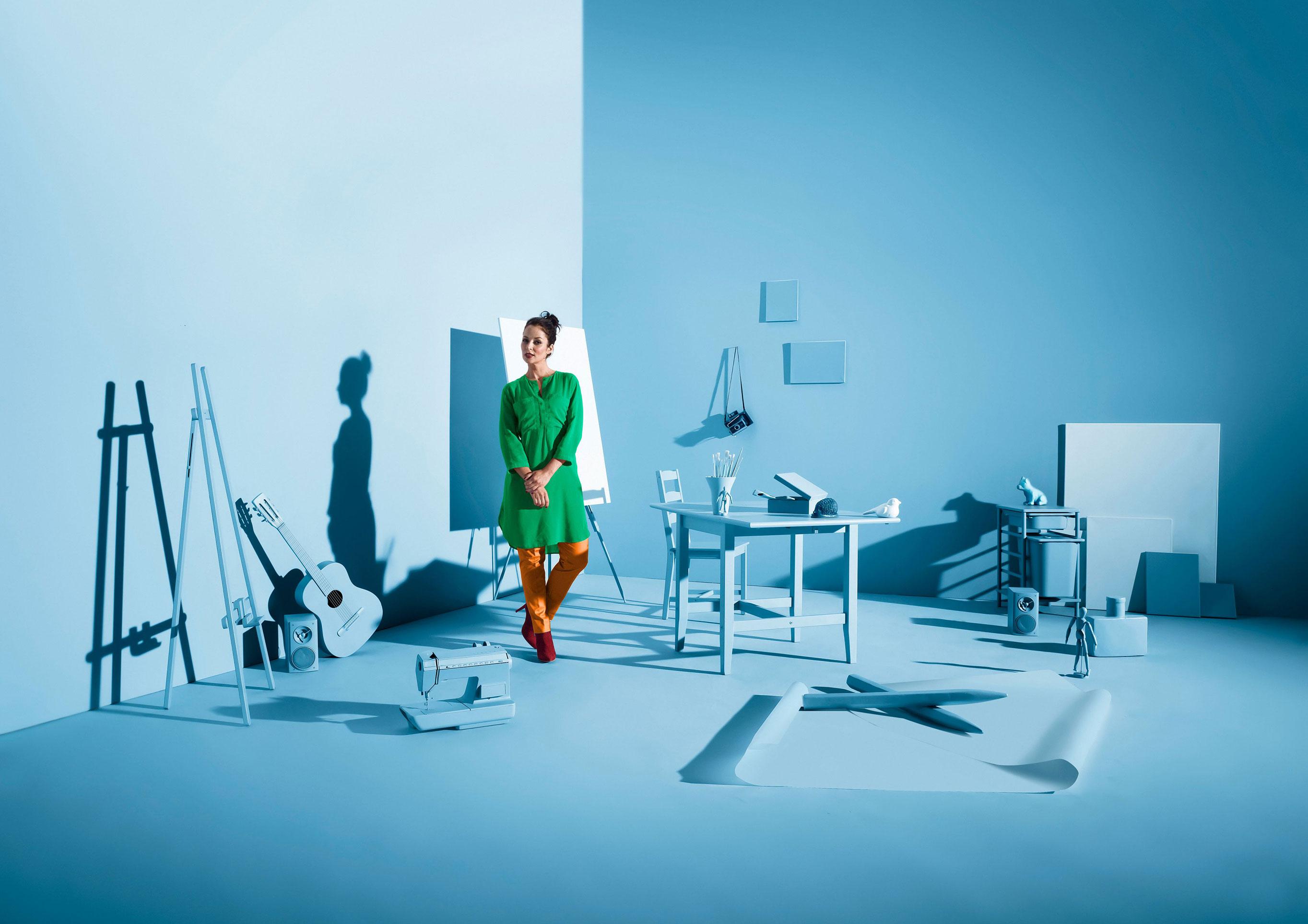 рекламная кампания нидерландской системы образовательных курсов NHA / фото 06