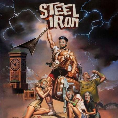 Steel Iron - 2021 - Steel Iron The Album
