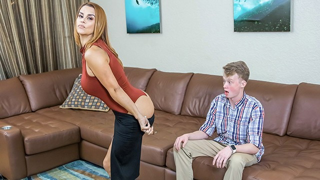 [MYLF] - Jimmy Michaels - Busty For Thanksgiving (2021 / HD 720p)