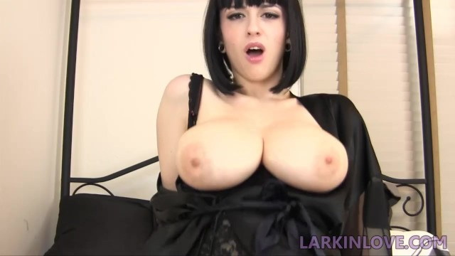 [LarkinLove] - Larkin Love - StepMom loves to ride your growing cock and begs for creampie impregnation (2021 / HD 720p)
