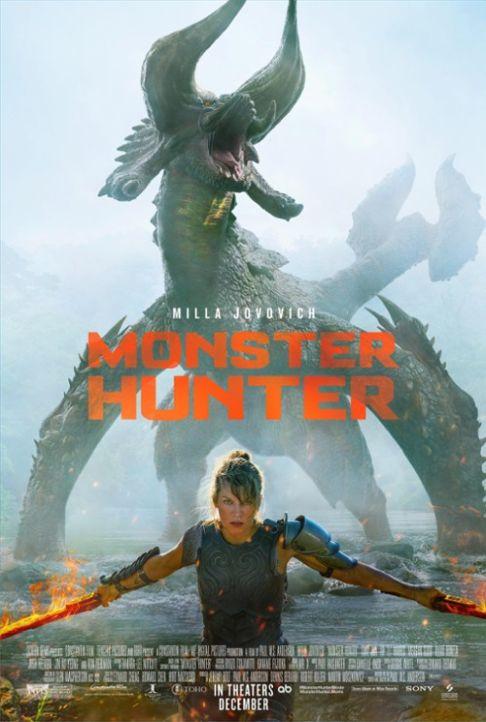 Monster Hunter (2021) PLSUBBED.1080p.WEB-DL.x264.AC3-OzW / Napisy PL