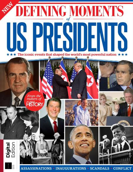 All About History Defining Moments Of Us Presidents