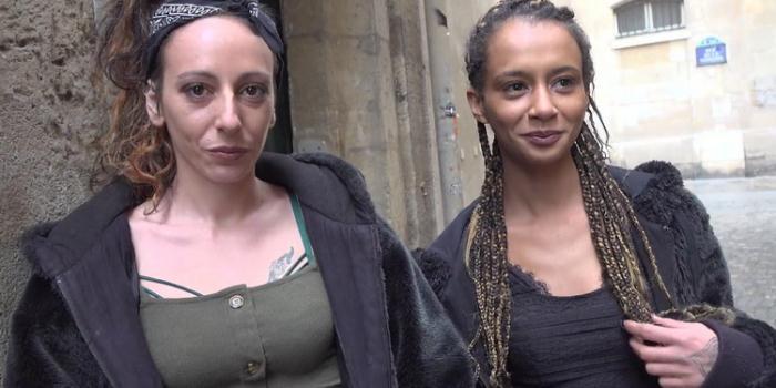 Jada, Jenna - Jada And Jenna'S Paths Finally Cross (FullHD 1080p) - JacquieEtMichelTV/Indecentes-Voisines - [2021]